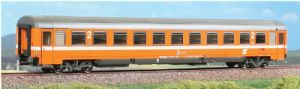 ACME 52631 OBB Eurofima C1, 2nd Class, Orange Livery, Era IV-V [NOT YET RELEASED]